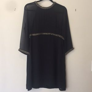 French Connection Black dress